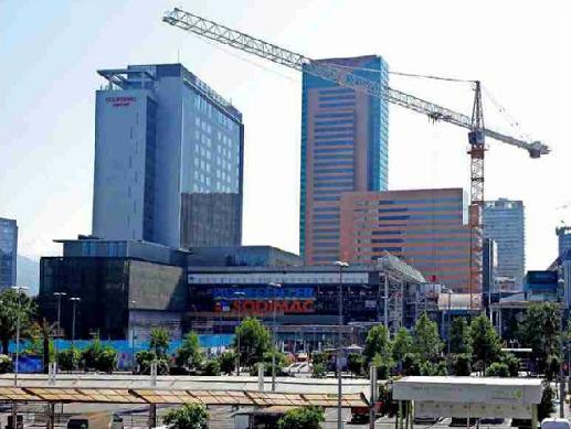 Crece interés en desarrollo de hoteles conectados con centros comerciales