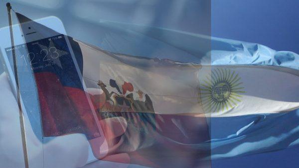 Chile y Argentina avanzan para eliminar el roaming en 2019