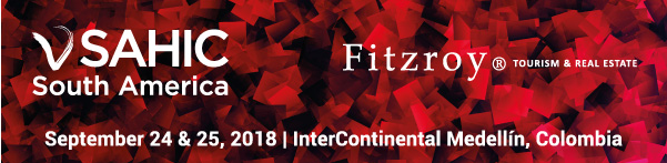 South America Hotel Investment Conference : SAHIC 2018 – Fitzroy Gold Sponsor