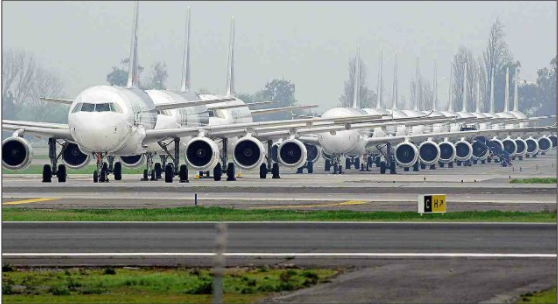 """FNE pide a la Corte Suprema Prohibir alianza de LATAM con otras tres aerolíneas para """"evitar Monopolio"""""""