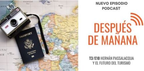 """Después de Mañana: Teletrece Radio """"El futuro del turismo"""""""